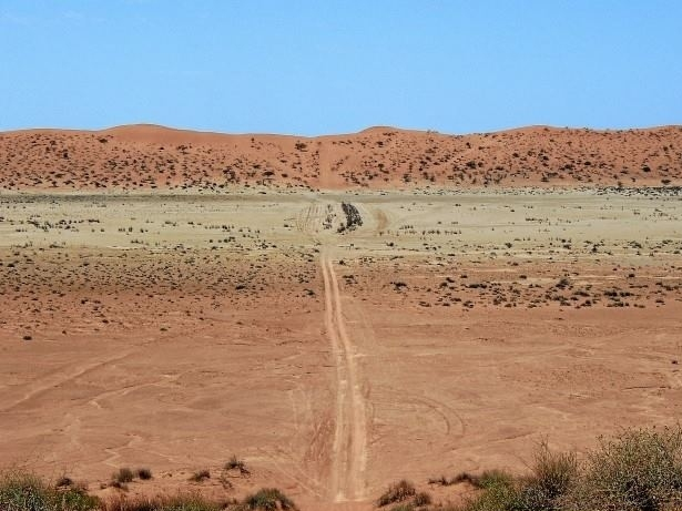Simpson Desert - Big Red Dune